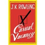 The Casual Vacancy (临时空缺)精装版 哈利波特之母JK罗琳首部黑色幽默成人小说   预计2012年9月27日到货
