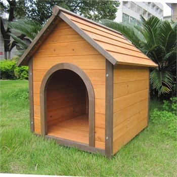 木质木制狗窝房子狗屋子