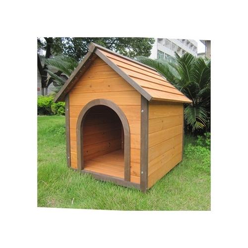 00 数量:-+ 实木木质木制狗窝房子狗屋子大中小型犬舍别墅金毛泰迪