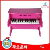 再特价:New Classic Toys 25键深粉色小钢琴 TL57311M