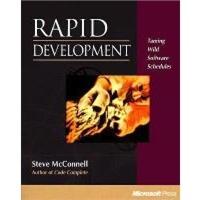 【预订】Rapid Development价格比较