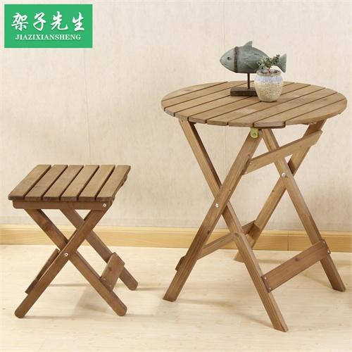 书桌组装便携式特价书房桌茶几边桌桌几可折叠学习桌