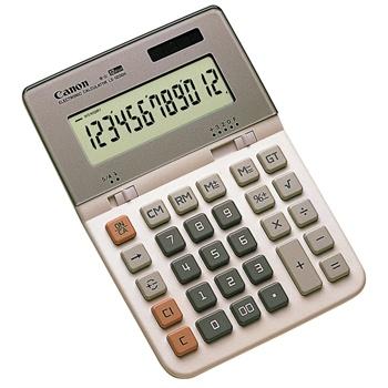 佳能(Canon)LS-1200H办公商务12位计算器