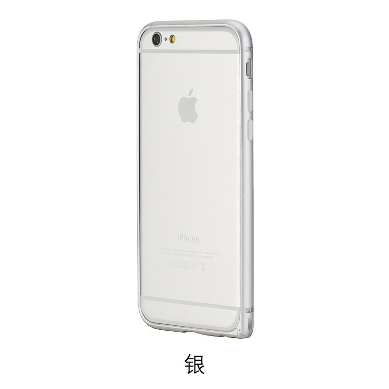 iphone6plus手机套 iphone6金属边框