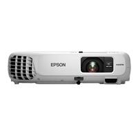 爱普生(EPSON)CB-W18投影仪 投影机1280x800分辨率 3000流明10000:1 对比度