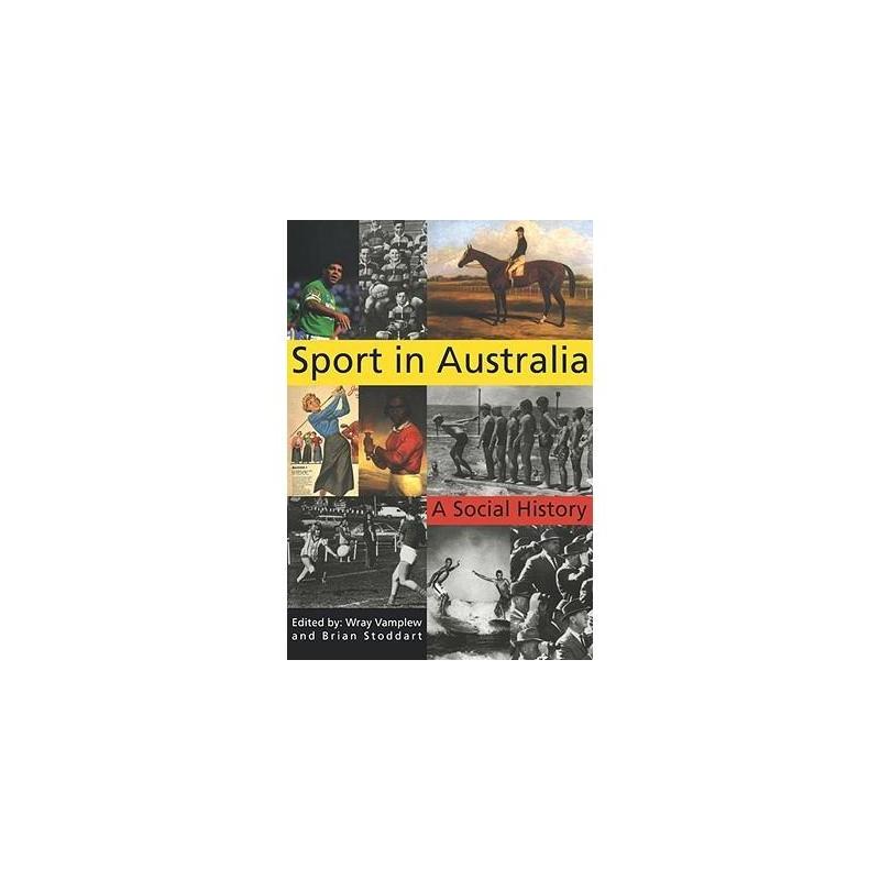 《【预订】Sport in Australia: A Social History》