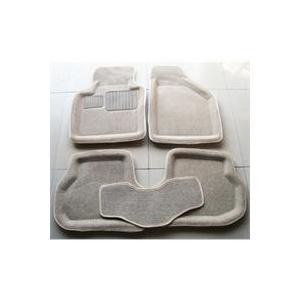 汽车  雪佛兰乐骋乐风新赛欧专用植绒3d立体汽车脚垫地毯 高清图片