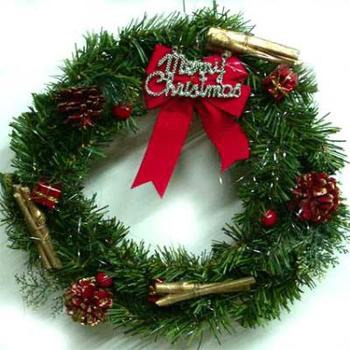 圣诞松树挂环(小)
