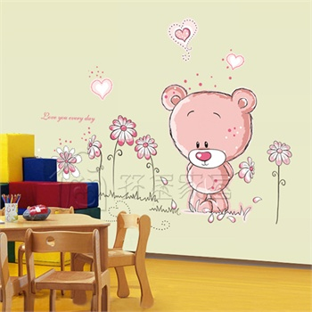 儿童室内装饰壁画