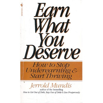 earn what you deserve(isbn=9780553572223)
