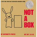 Not a Box [Board book] ��ֹ�Ǹ�����(��˹����������) ISBN9780061994425