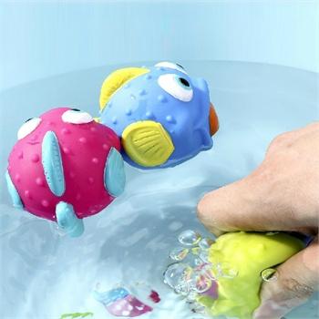 nuby努比 婴儿洗澡玩具-小鱼投篮