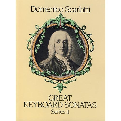 斯卡拉蒂著名键盘奏鸣曲集Ⅱ Great Keyboard Sonatas, ...
