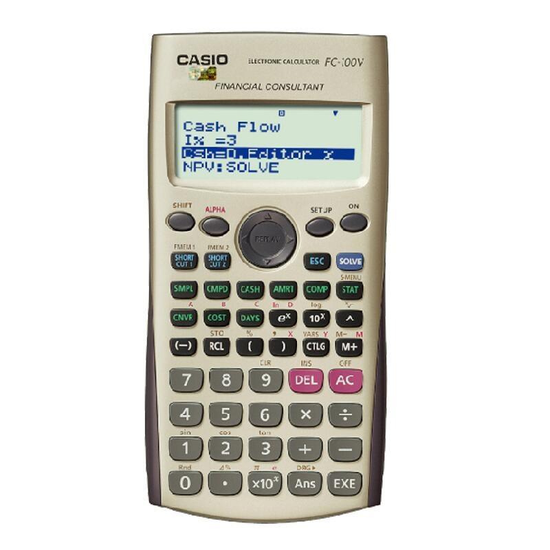 卡西欧计算机
