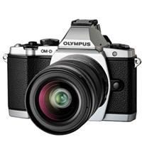 奥林巴斯 (Olympus)OM-D E-M5 Mark II 12-50mm电动变焦镜头套机 em5 mark ii(黑色 官方标配)