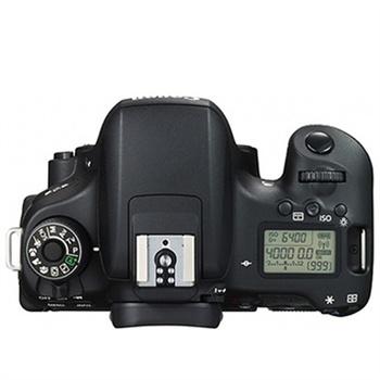 佳能(canon)eos 760d 单反相机