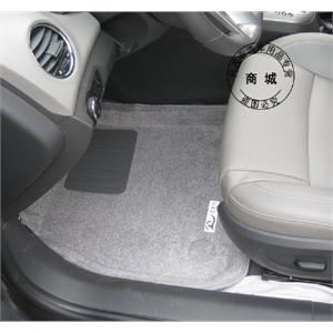 新联  克鲁兹 景程新乐风新赛欧专用植绒3d立体汽车脚垫地垫高清图片