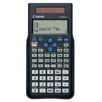 CANON佳能F-789SGA高考必备科学函数计算器605种功能电子计算器