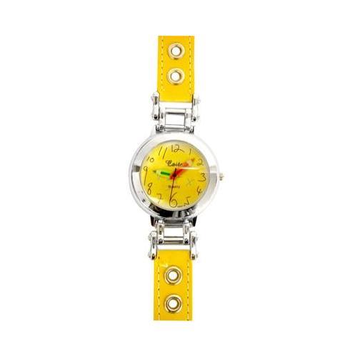 彩特手表_彩特卡通蜡笔手表黄色(售完为止)