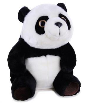可爱小熊公仔抱枕玩偶