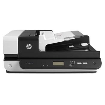 惠普7500扫描仪 HP Scanjet Enterprise 7500 平板扫描仪 L2725A