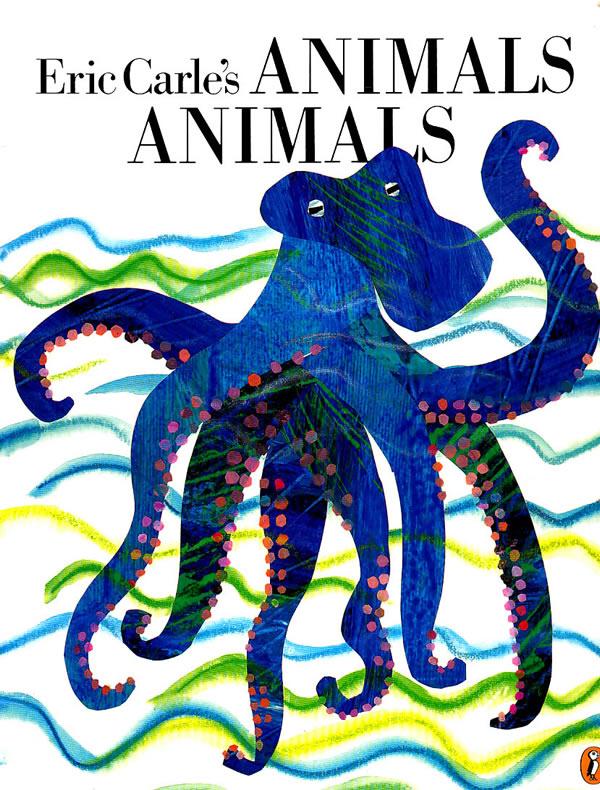 动物粘贴画图片大全集