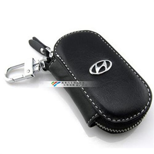 车用钥匙套汽车钥匙包现代瑞纳悦动索纳塔途胜ix35伊兰特