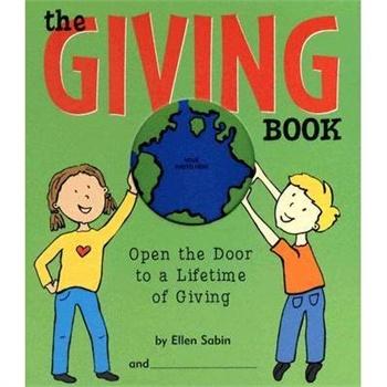 【预订】the giving book: open the door to a lifetime of