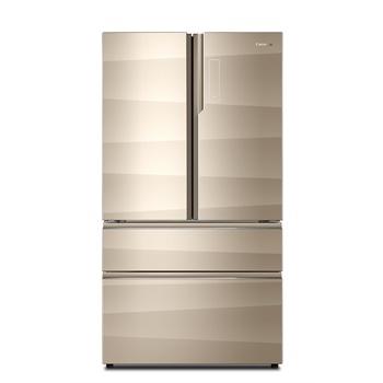 海尔卡萨帝冰箱噪音怎么那么大 ,还高档产品,买了快一年,最近压缩机