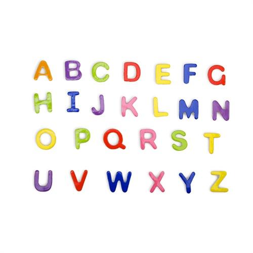 童心 英文字母拼板