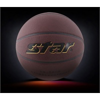 STAR世達室內外兼用PU材質 7號耐磨籃球BB4447