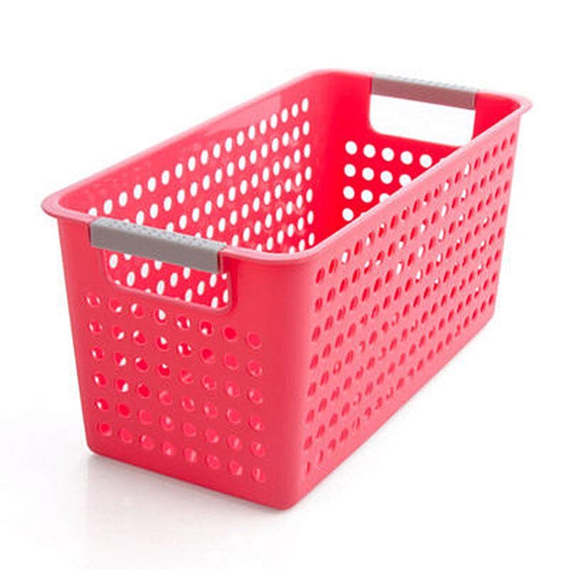 方形塑料收纳桶图片