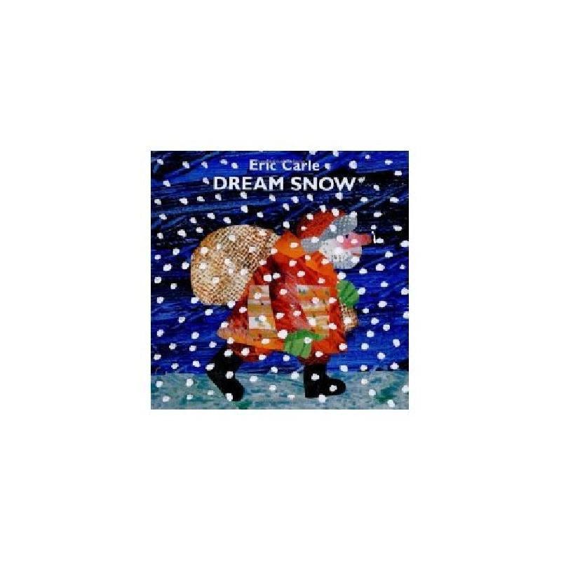 《Dream Snow 英文原版 梦中雪发声精装礼品