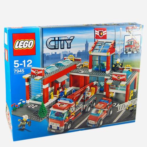乐高消防总局-玩具-当当触屏版