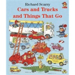 Cars and Trucks and Things that Go ˹����ͯ�飺���๾��ת ISBN 9780007935192