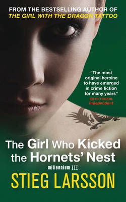 the girl who kicked the hornets nest/斯蒂格?拉森