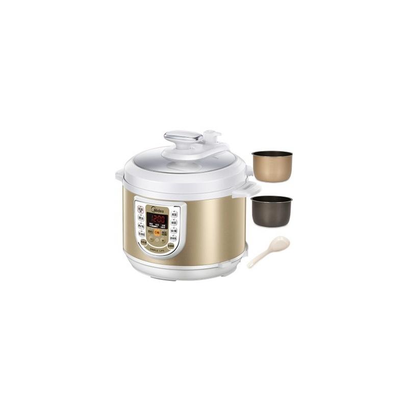 【新品首发】Midea/美的W13PCS503E电压力锅双胆 高压锅