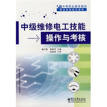 中级维修电工技能操作与考核(电子书)