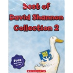 David's Collection 《大卫不可以》作者的其他获奖作品集 ISBN 9780545580984