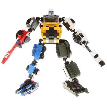 拼装积木玩具塑料 星球大战