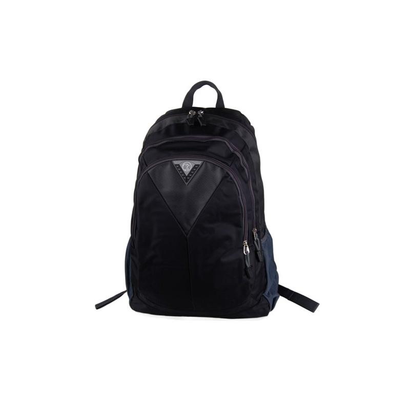 威豹休闲旅行双肩背包14580-黑图片