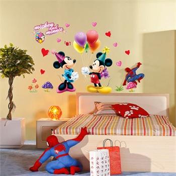 儿童房间教室幼儿园墙贴纸 卡通可爱装饰墙贴纸墙壁贴墙画