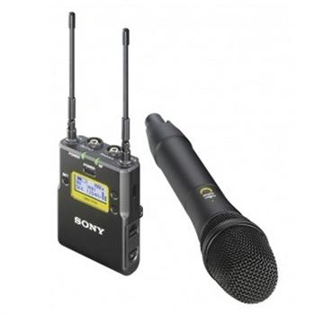 索尼(sony)uwp-d11 专业无线领夹采访话筒 uwp-v1升级