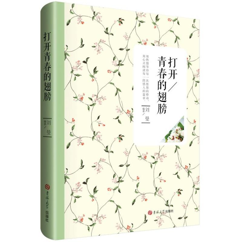 【打開青春的翅膀 心靈勵志 文學書籍 青春文學