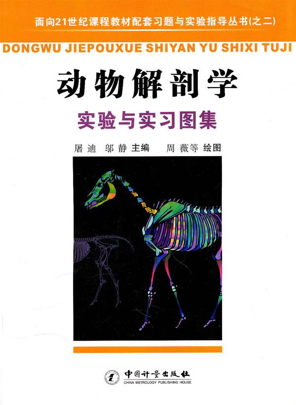 人体断面与影像解剖学实验学习指导及习题集 京东商城图书 动物解剖学