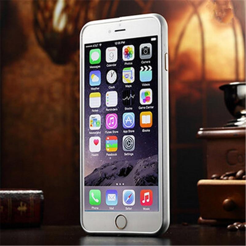 苹果6手机套 iphone6手机壳 iphone6 plus金属边框 5.