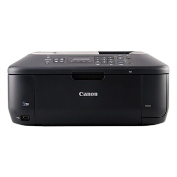 canon佳能腾彩PIXMAMX458高效实用型传真一体机(打印复印扫描传真无线网络)