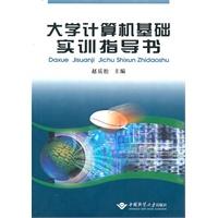 《大学计算机基础实训指导书》封面