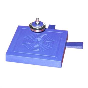黑白 磁悬浮陀螺 飞碟 学生实验器材 物理教具