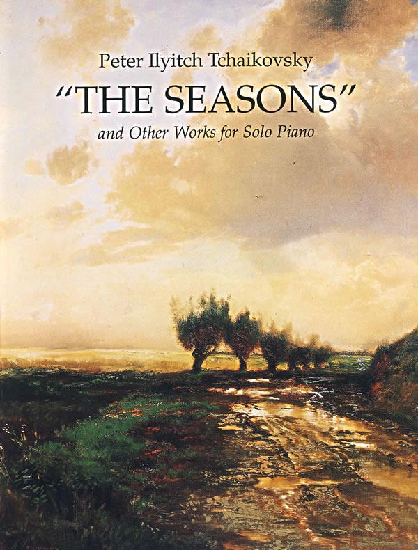 柴可夫斯基《季节》和其它钢琴独奏曲/the